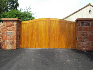 Made to Measure Entrance Gates